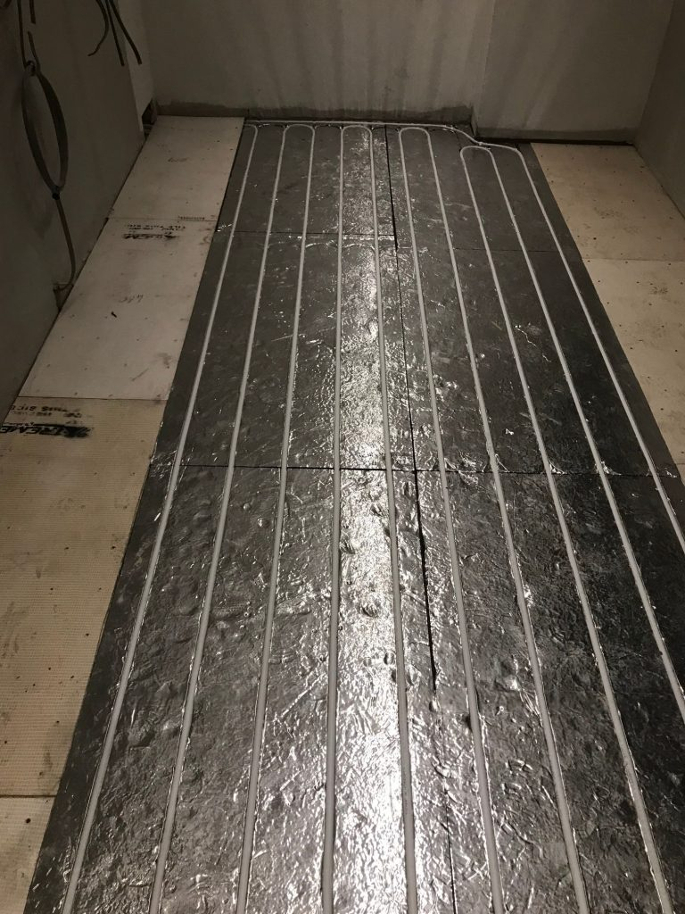 Underfloor Heating Dundrum