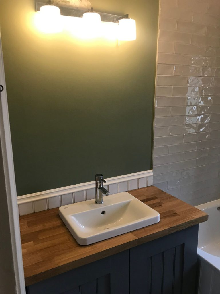 bathroom renovation dublin