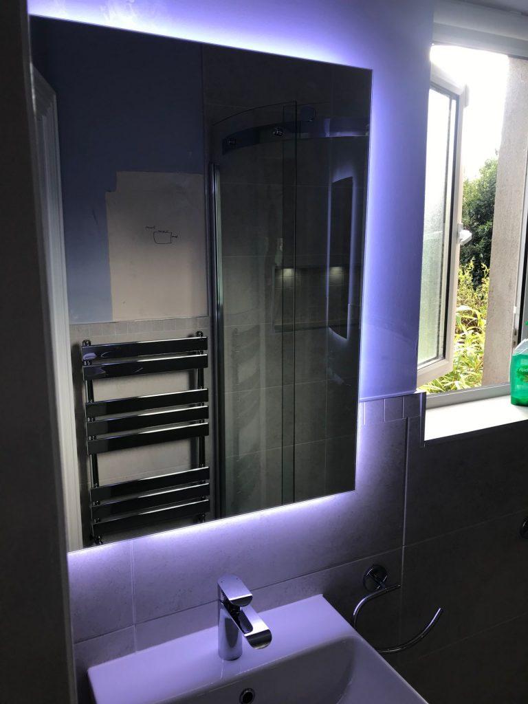 Bathroom refit Ongar