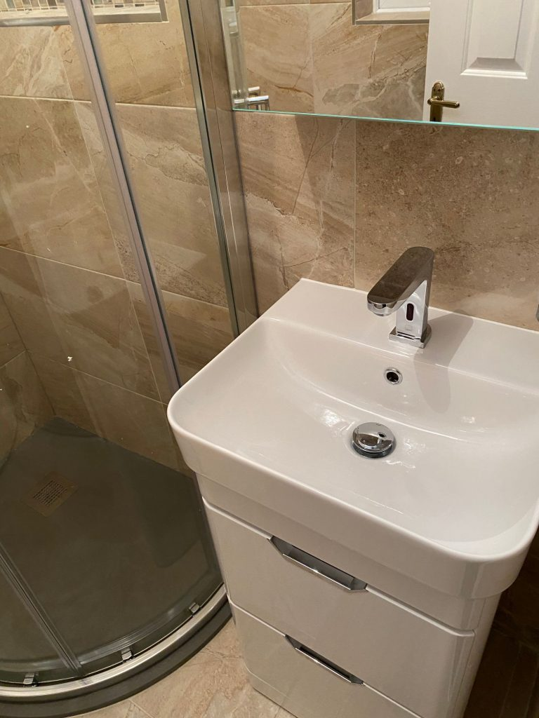 En-suite Bathroom Lucan