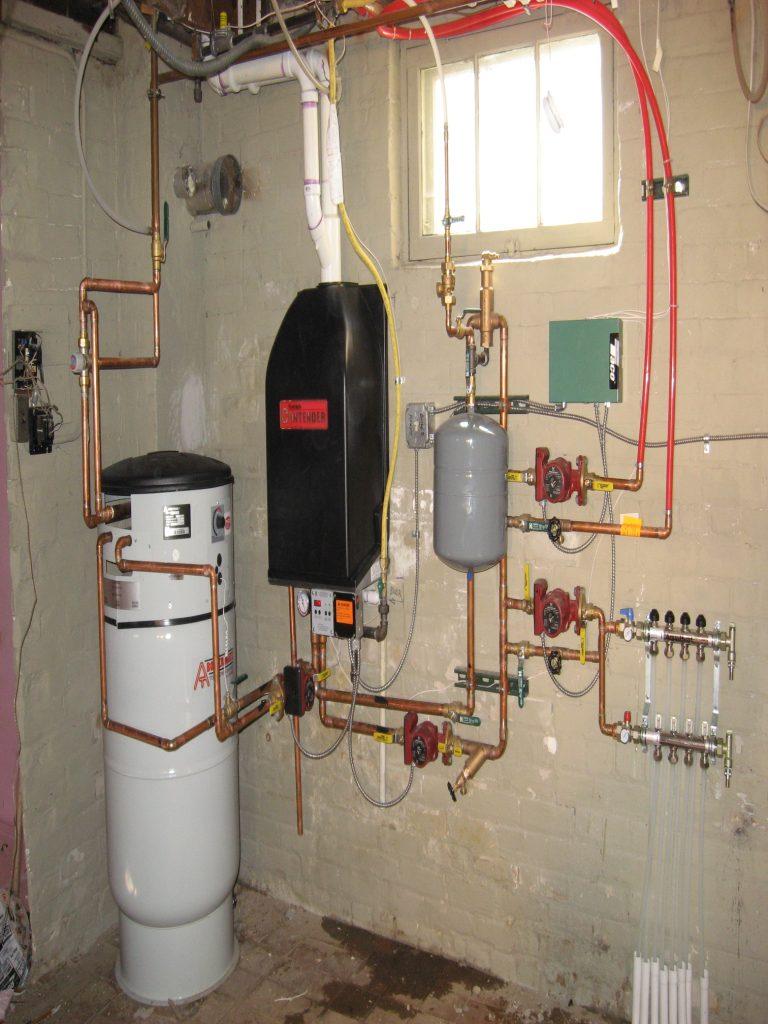 heating system Dublin