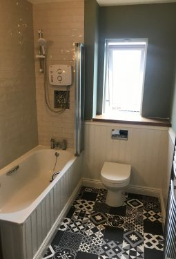 bathroom refit Dublin